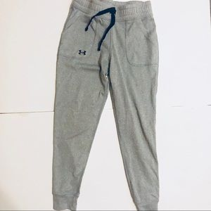 Under Armour Grey Girls Joggers